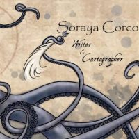 Awesome Fantasy Maps from Soraya  Corcoran